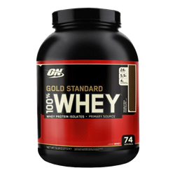 OPTIMUM NUTRITION Gold Standard Whey 2270 g