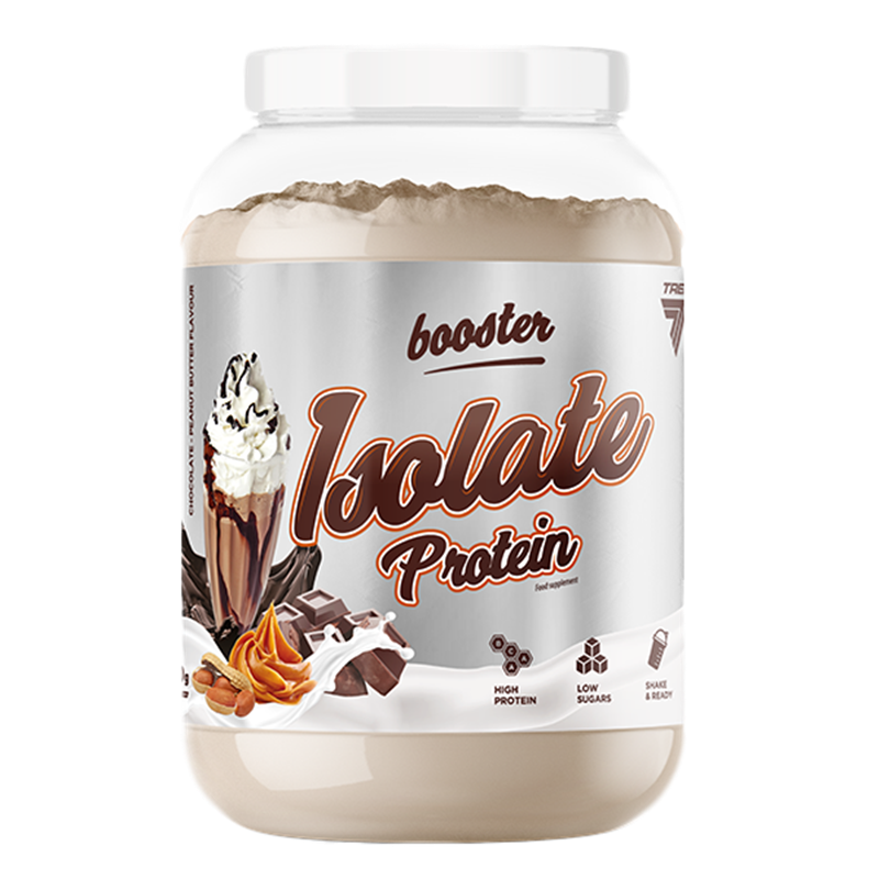 TREC Booster Isolate Protein 2000 g